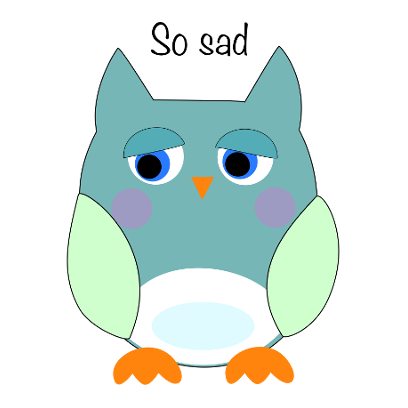 Owl World Stickers messages sticker-11