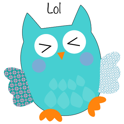 Owl World Stickers messages sticker-4
