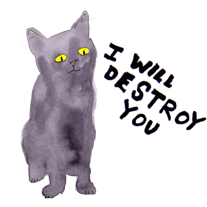 All The Bad Cats Megapack messages sticker-5
