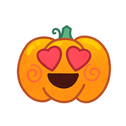 Jack-o-Moji Stickers by Mojimade messages sticker-4
