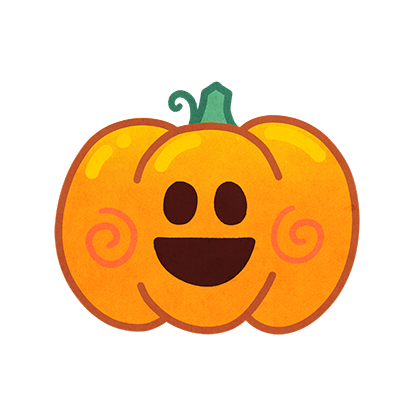 Jack-o-Moji Stickers by Mojimade messages sticker-0