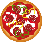 Pizza Sticker messages sticker-7