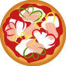 Pizza Sticker messages sticker-8