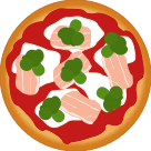 Pizza Sticker messages sticker-1