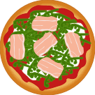 Pizza Sticker messages sticker-9