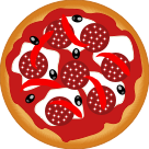Pizza Sticker messages sticker-11