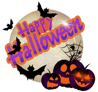 Synthia Halloween messages sticker-5