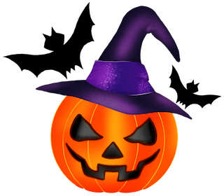 Synthia Halloween messages sticker-0