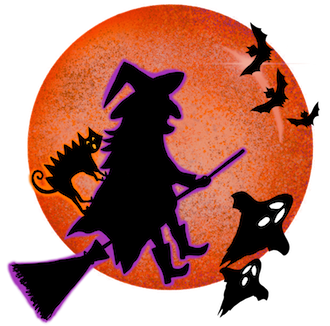 Synthia Halloween messages sticker-6