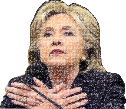 Clinton - Power Woman messages sticker-11