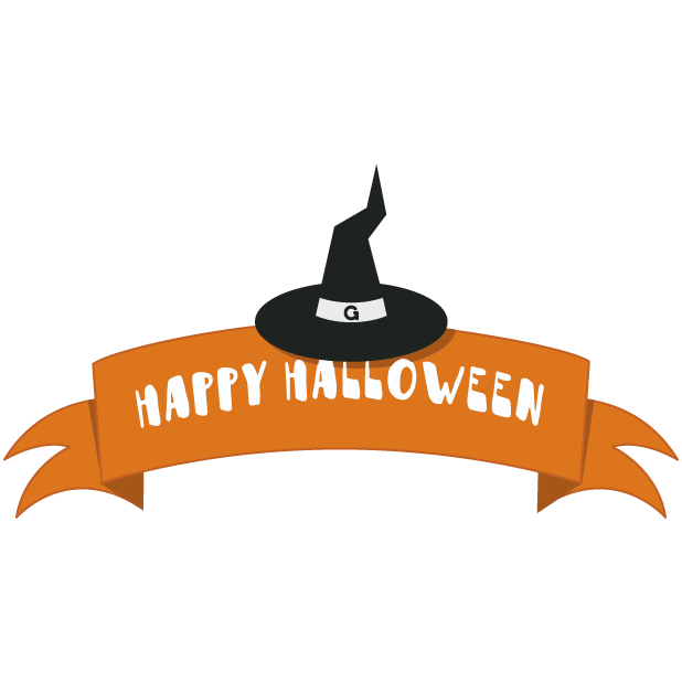 GEMA Stickers: Halloween messages sticker-11