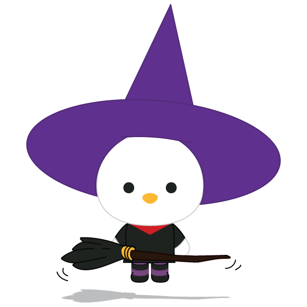 GEMA Stickers: Halloween messages sticker-6