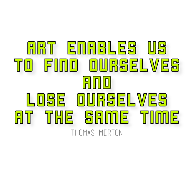 Art Quotes Stickers messages sticker-6