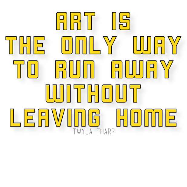 Art Quotes Stickers messages sticker-5
