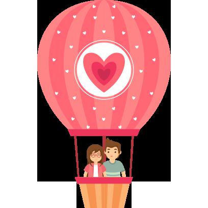 Love Sticker Messanger messages sticker-2