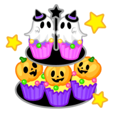 Halloween Colorful Stickers messages sticker-10