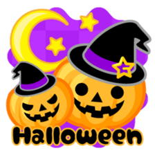Halloween Colorful Stickers messages sticker-0