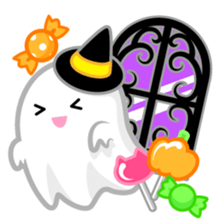 Halloween Colorful Stickers messages sticker-8