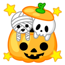 Halloween Colorful Stickers messages sticker-2