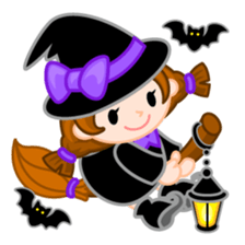 Halloween Colorful Stickers messages sticker-6