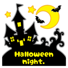 Halloween Colorful Stickers messages sticker-7