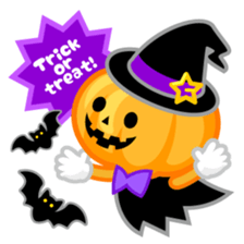 Halloween Colorful Stickers messages sticker-3