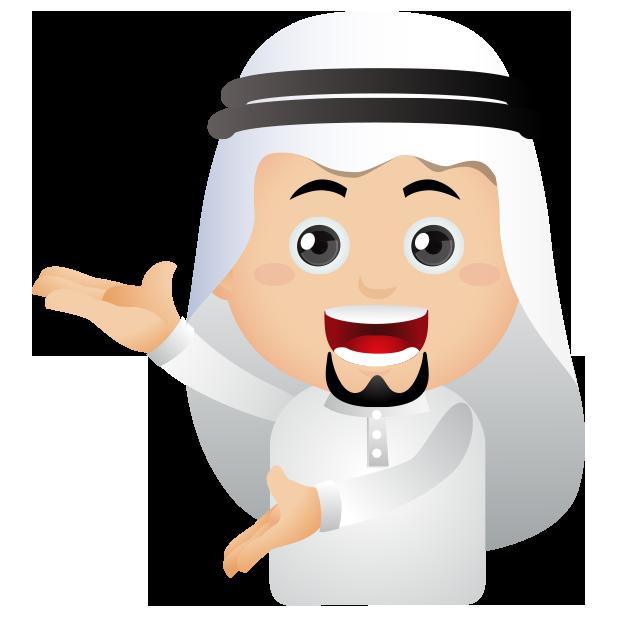 Arabmoji - Stickers messages sticker-10