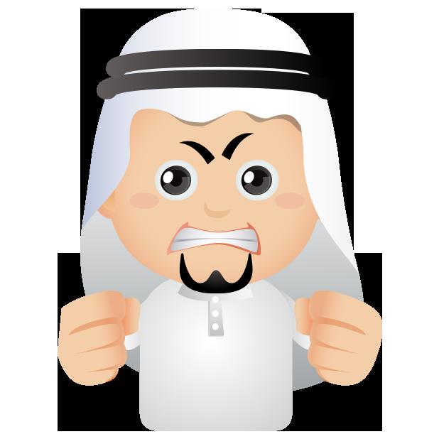 Arabmoji - Stickers messages sticker-11