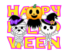 Halloween Scary Stickers for iMessage messages sticker-4