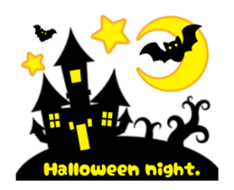 Halloween Scary Stickers for iMessage messages sticker-6