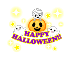 Halloween Scary Stickers for iMessage messages sticker-3