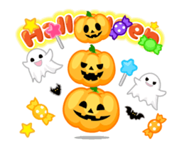 Halloween Scary Stickers for iMessage messages sticker-8