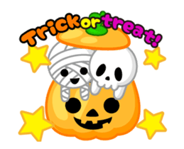 Halloween Scary Stickers for iMessage messages sticker-0