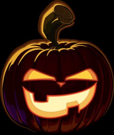 Pumpkin Halloween Emoji Sticker #5 messages sticker-1