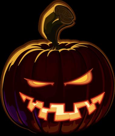 Pumpkin Halloween Emoji Sticker #5 messages sticker-2