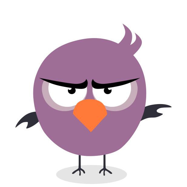 Birdy Words messages sticker-0