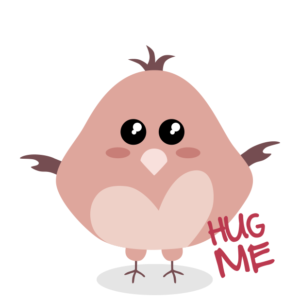 Birdy Words messages sticker-5