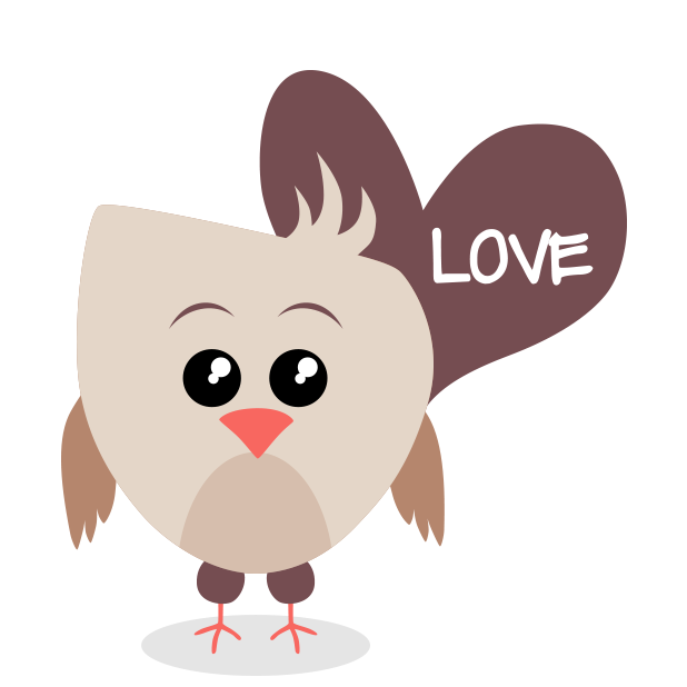Birdy Words messages sticker-8