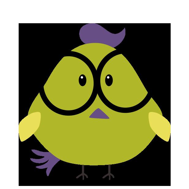 Birdy Words messages sticker-1