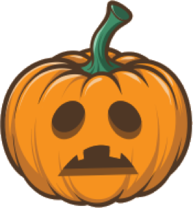 Pumpkins - Halloween stickers for iMessage messages sticker-6