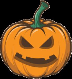 Pumpkins - Halloween stickers for iMessage messages sticker-1