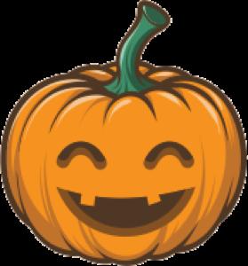 Pumpkins - Halloween stickers for iMessage messages sticker-5