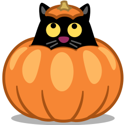 Costume Cat Premium Sticker Pack messages sticker-3