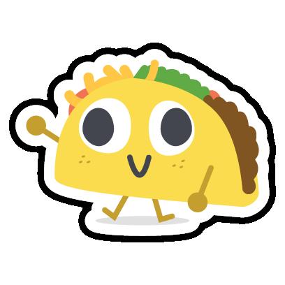 Let's Taco Bout It messages sticker-7