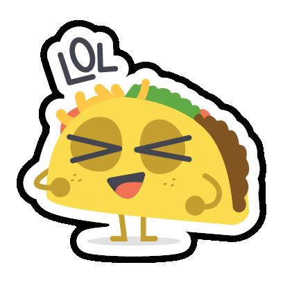 Let's Taco Bout It messages sticker-10