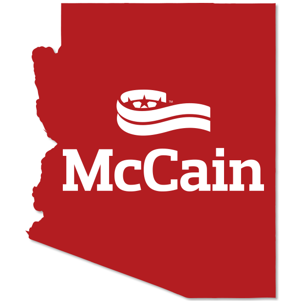 John McCain for Senate Stickers! messages sticker-5