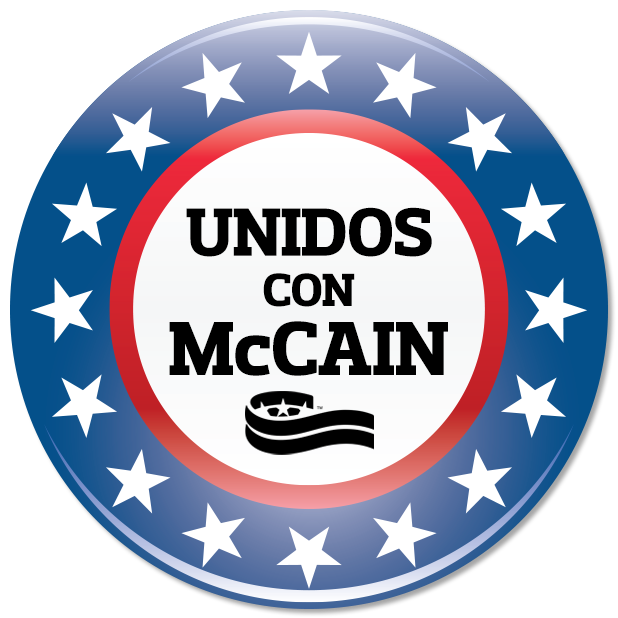 John McCain for Senate Stickers! messages sticker-10
