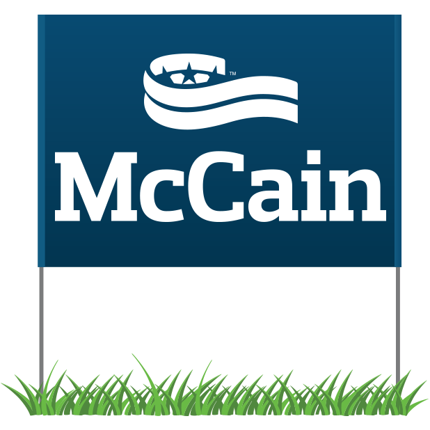 John McCain for Senate Stickers! messages sticker-11