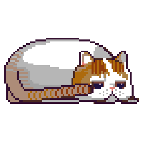 Pixel Pets -- Animated messages sticker-6