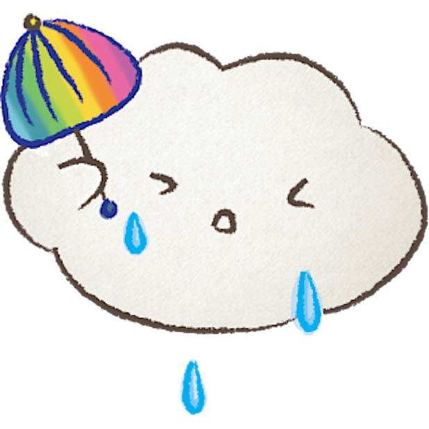 Cloudy Moods messages sticker-11